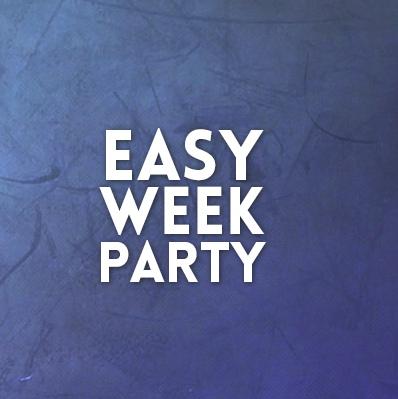 Афиша Тюмень 12.01//Easy Week Party//Rocketa club