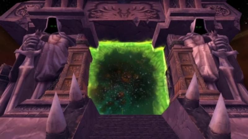 [Эфирия] Золотая Сфера и порталы демонов [Дополнительная кампания Warcraft III: Эфирия]