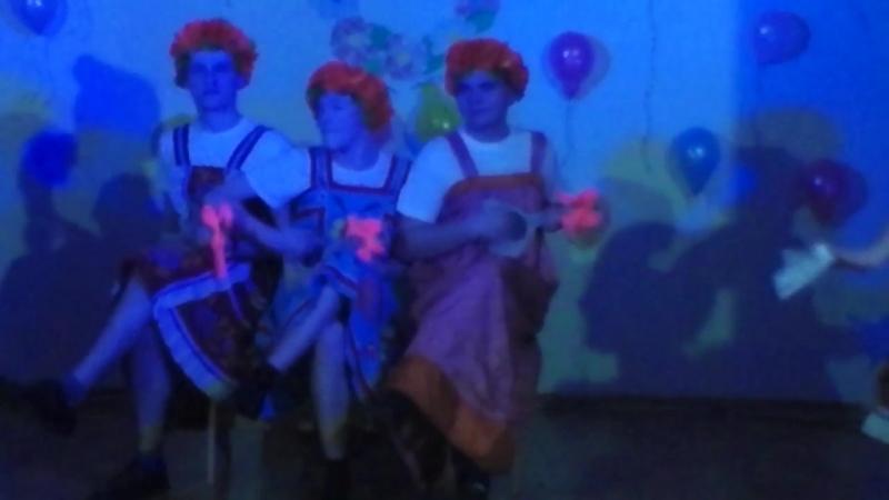Святкова концертна программа в гуртожитку Сумського медичного коледжу 05.03.18