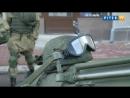 Военнослужащие из поселка Каменка показали свою технику на Дне города в Выборге