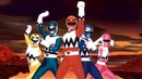 Power Rangers Lost Galaxy Пауэр Рейнджерс или Могучие Боевые Рейнджеры Потерянная Галактика часть 7