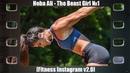 Heba Ali - The Beast Girl №1 Fitness instagram v2.0