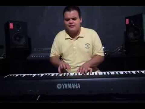 ''Santa claus esta por llegar'' Arreglo jazz/Funk By Jesús Molina Piano
