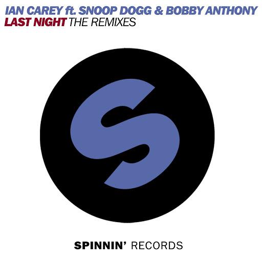 Ian Carey альбом Last Night (feat. Snoop Dogg & Bobby Anthony) [The Remixes, Pt. 2]