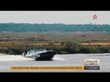 Испытания новейшей скоростной десантно штурмовой лодки для ВМФ РФ (Кронштадт, октябрь 2017)