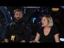Мстители 3 Война Бесконечности - Фичуретка