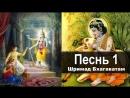 ❖ ВЕДАНТА ❖ Шримад Бхагаватам Песнь 1 Творение аудиокнига