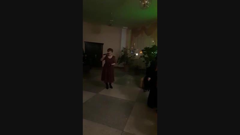 Айгуль Ведущая поёт на башкирском языке