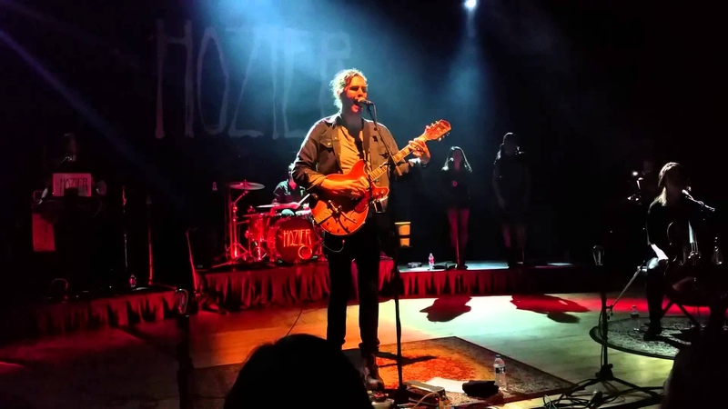 Hozier - Arsonists Lullabye Live