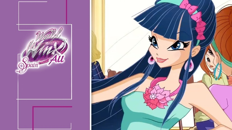 Winx Club World of Winx 2 Español Castellano Opening Canción del tema inicial