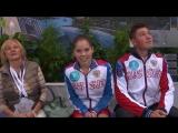 Анастасия Мишина / Александр Галлямов - КП, ЮГП Bratislava 2018