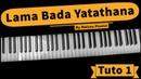 تعلم عزف لما بدى يتثنى - How to play Lama Bada Yatathana part 1