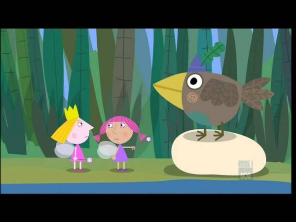 Ben and Holly's Little Kingdom S01E07 The Frog Princess
