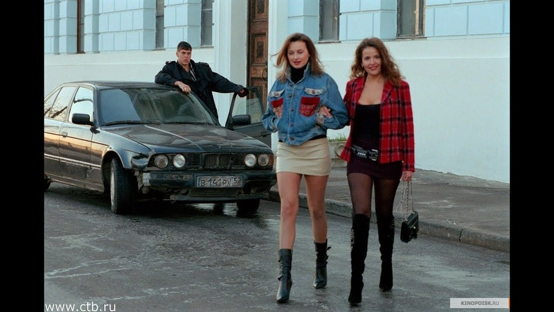 Топ 7 автомобилей, которые были в особом почете у бандитов 90-х годов