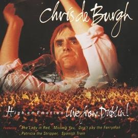 Chris de Burgh альбом High On Emotion