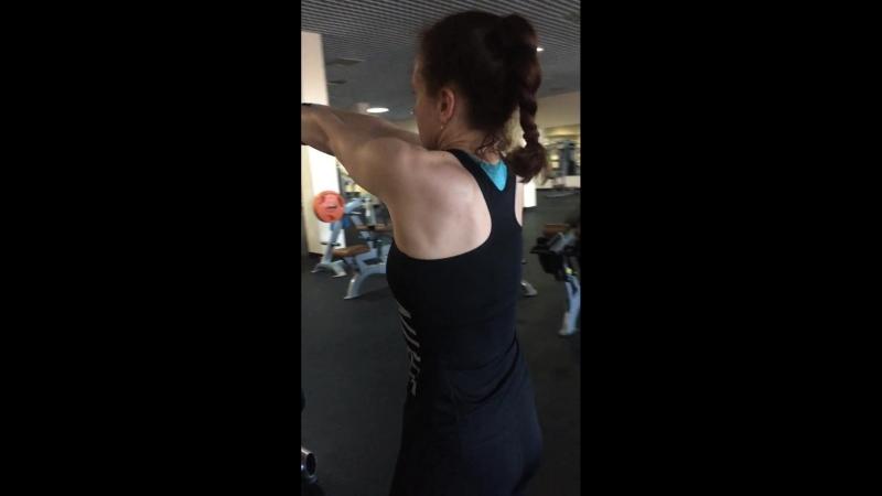 Топ 5 упражнений от Керимовой Ларисы4