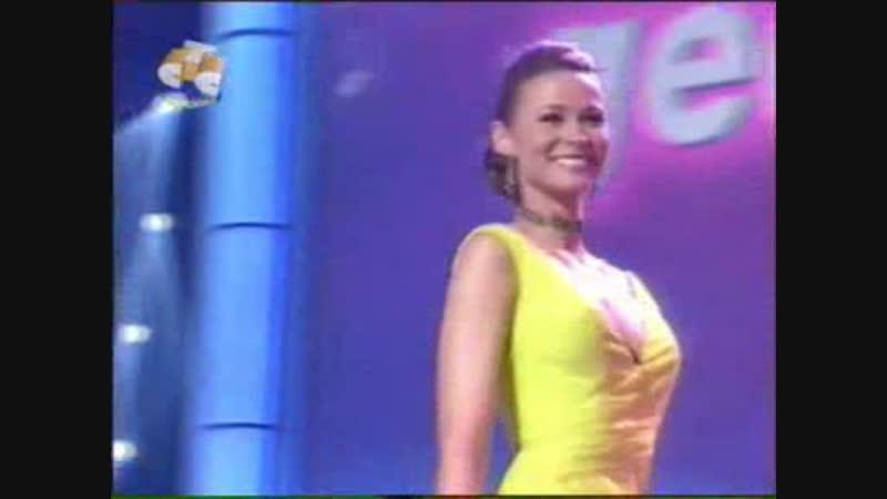 Miss USA 2004 с комментариями Бачинского и Стиллавина