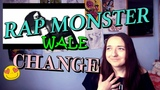 Rap Monster, Wale - Change РЕАКЦИЯ AwesomeWay