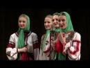 Хор им. М. Пятницкого в Оренбурге.Исполняет Подари мне платок Анна Хазова