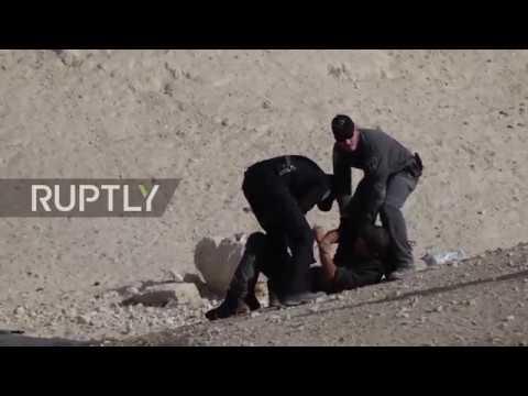 State of Palestine: Israeli forces, bulldozers enter Khan al-Ahmar village, arrest activists