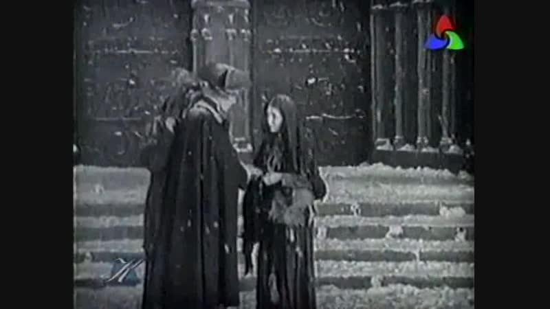 СИРОТКИ БУРИ (1921) - мелодрама. Дэвид Уорк Гриффит 720p