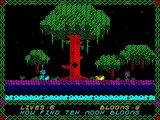 Nixy the Glade Sprite Longplay (Spectrum 128K) 50 FPS