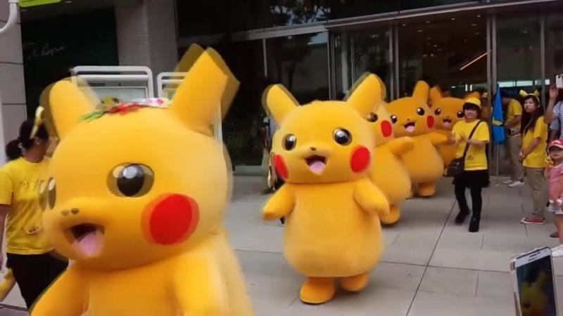Pikachu soviet march
