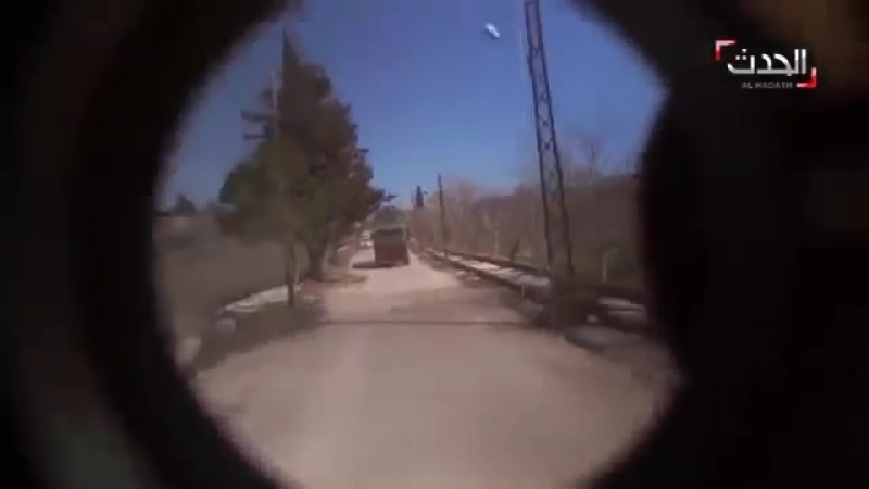 Спецназ России в СИРИИ выводил журналистов из под огня