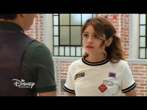 Soy Luna 3 - Matteo Dice a Luna que es Libre y puede salir con quién Quiera - CAP 40