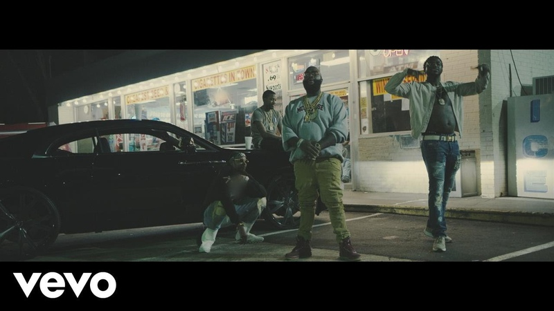 Rick Ross 2 Chainz, Gucci Mane - Buy Back The Block (Official Music Video 02.12.2016)