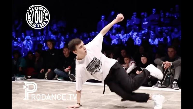 Bumblebee Nord Diamond vs Mini Joe Leony SEMI FINAL LCB Battle 2018