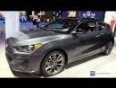 2018 Hyundai Veloster - Exterior and Interior Walkaround - 2018 New York Auto Show