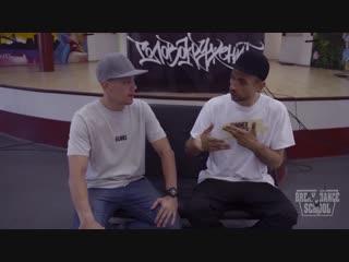 bboy ROBIN (TOP9 crew) о танце и фундаменте