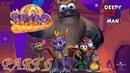 Прохождение Spyro Year of the Dragon 6 Расплавленный Кратер Бёрда и Ферма Большого Рака