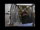 WWF Smack Down 3rd May 2001 The Undertaker ambushes Steve Austin Triple H in a ambulance
