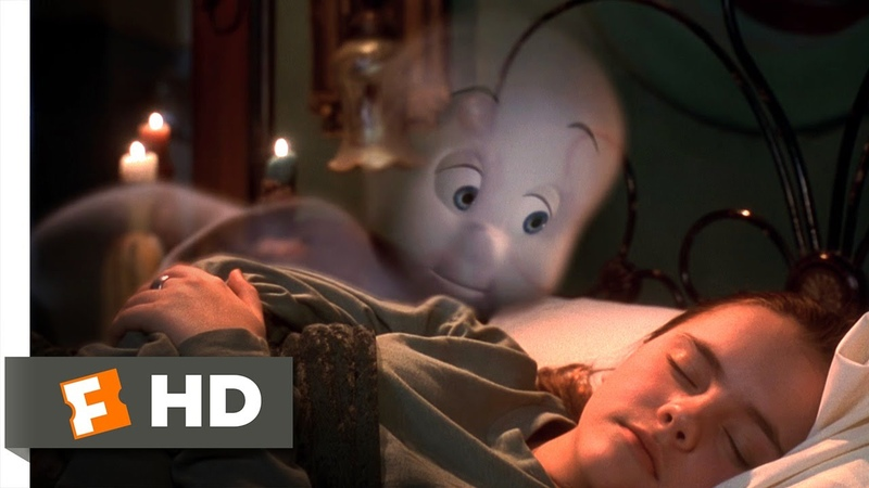 Casper (710) Movie CLIP - Can I Keep You (1995) HD