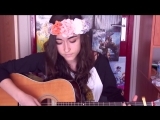 Bring Me The Horizon - Can You Feel My Heart (acoustic guitar cover)