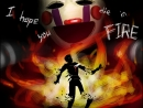 Five Nights at Freddys 3 Song Feat EileMonty Orko Die In A Fire FNAF3 Living Tombstone