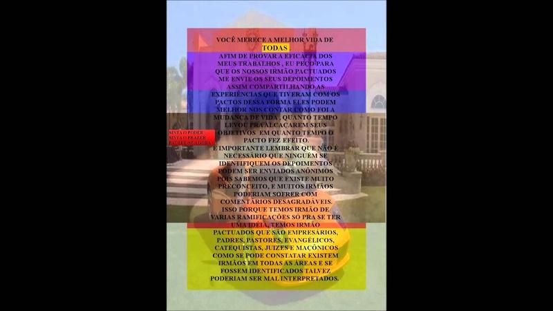 O VERDADEIRO PACTO DE RIQUEZAS INFINITAS O PACTO DE SALOMÃO