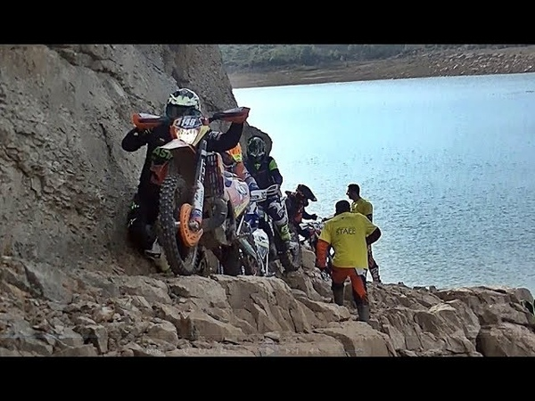 HiXpania 2018 Hard Enduro Crash Show