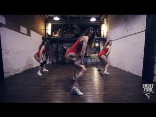 Summer Session `18 by SMOKY STUDIO | TWERK | Choreography by Kris Kravcova