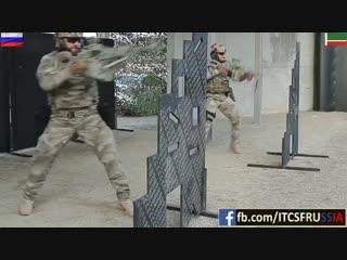 Тренировка спецназа Чеченской республики 👊