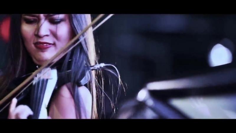Electric Violin _u0026 Drum Machine DJ (Caitlin De Ville _u0026 Drum Machine DJ)