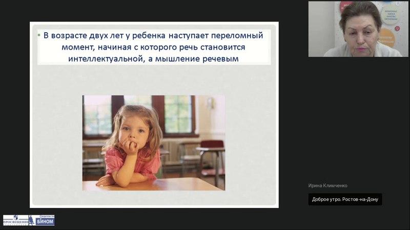 Организация коррекционной помощи детям раннего возраста с нарушениями развития