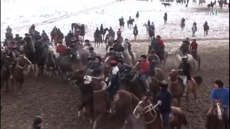 Даулет Айтан кокпар 2018