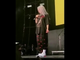 Billie Eilish - Ocean Eyes (live in Concord Pavilion)