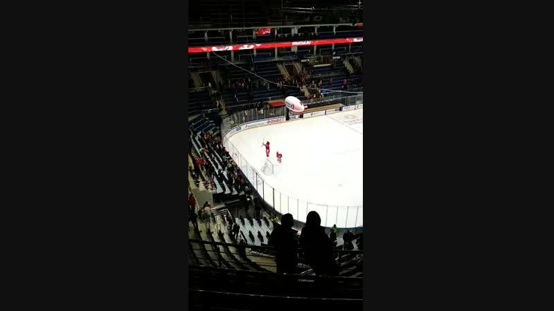 04.10.2018 Спартак - Динамо(Минск) 43ОТ. Гуда-шоу.