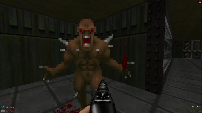 ZANDRONUM Doom (прохождение и творю херню с читами ) » Freewka.com - Смотреть онлайн в хорощем качестве