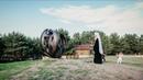 Митрополит Анастасий совершил освящение скульптурного изображения Святой Троицы