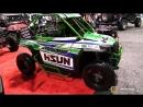 2017 HiSun Strike 250 Youth Race ATV - Walkaround - 2017 SEMA Las Vegas